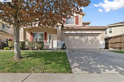 Tracy Single Family Home Price Change: 1489 Michael Dr