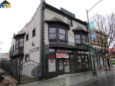 Hayward Commercial For Sale: 22564 Mission Blvd