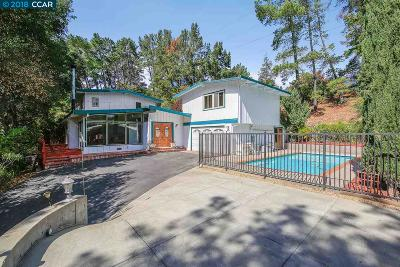 Orinda Single Family Home For Sale: 18 Loma Linda Ct