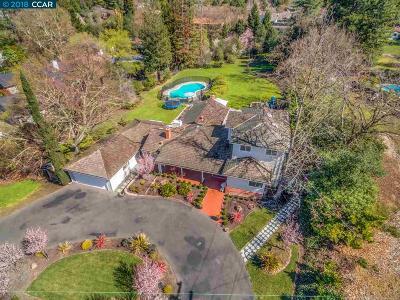 Danville Single Family Home For Sale: 302 La Questa Dr