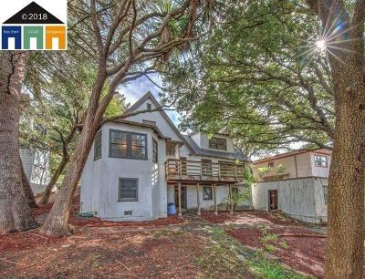 Berkeley Single Family Home For Sale: 762 Arlington Ave