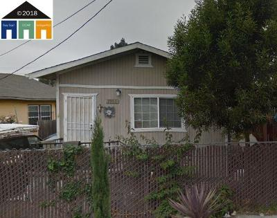Oakland Single Family Home Pending: 1923 65th Ave