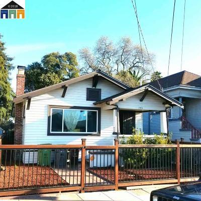 Oakland Single Family Home For Sale: 2004 64th Avenue