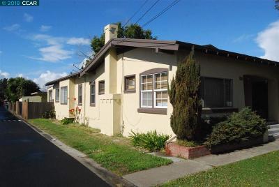 Hayward Multi Family Home For Sale: 21155 Garden Ave
