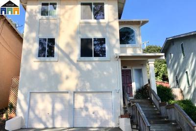 San Pablo Single Family Home For Sale: 122 Alpine Court