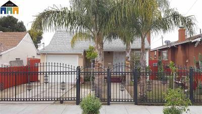 Oakland Single Family Home New: 2249 107th