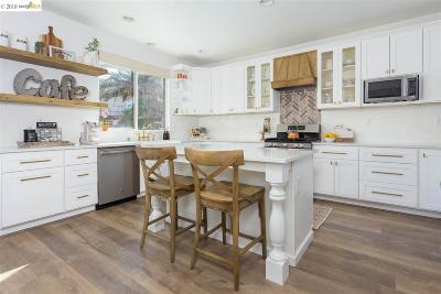 Discovery Bay CA Single Family Home Price Change: $619,900