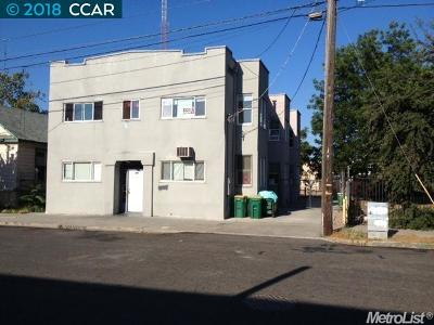 Stockton Multi Family Home For Sale: 334 N American