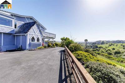 Dublin, Livermore, Pleasanton, Sunol, San Ramon Single Family Home New: 10705 Dublin Canyon Rd.