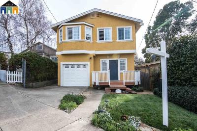 Richmond Single Family Home For Sale: 6448 Kensington Ave