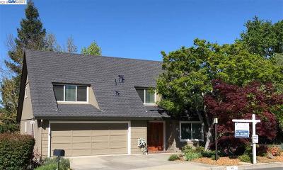 Danville Single Family Home For Sale: 56 Pulido Ct