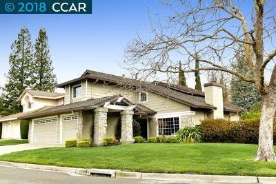 San Ramon Single Family Home New: 4110 Canyon Crest Rd. W.