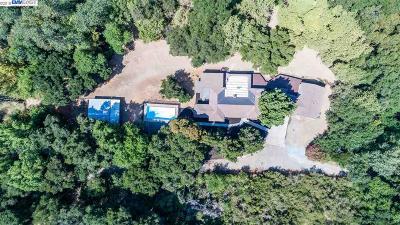 Castro Valley Single Family Home New: 4300 Fraga Rd