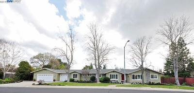 Livermore Single Family Home Pending Show For Backups: 2488 Sheffield Dr