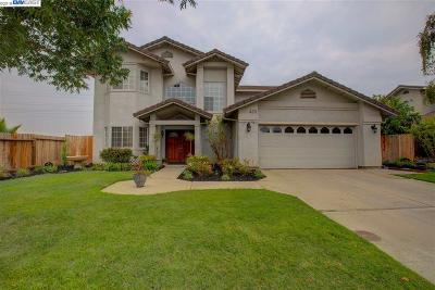 Tracy Single Family Home New: 425 Cecelio Way