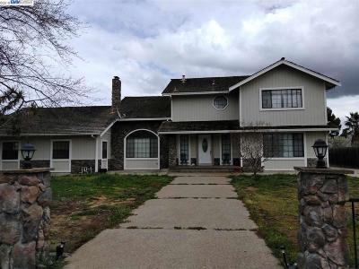 Oakley Single Family Home New: 4826 Calle De Oro