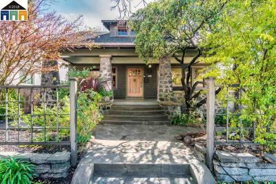 Oakland CA Single Family Home New: $1,495,000