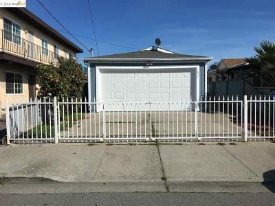 San Pablo Single Family Home New: 1854 Powell St