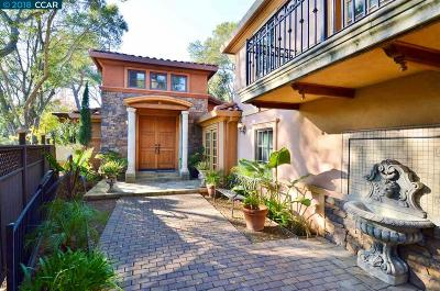 Lafayette Single Family Home For Sale: 797 Moraga Rd