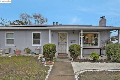 Hayward Single Family Home New: 998 Sueirro St