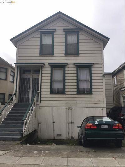 Oakland CA Multi Family Home New: $915,000