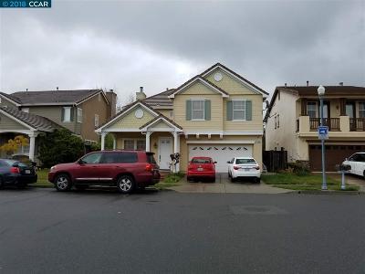 Albany, Berkeley, El Cerrito, El Sobrante, Hercules, Kensington, Pinole, Richmond, Rodeo, San Pablo Single Family Home New: 1090 Lantern Bay