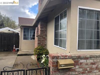 Hayward Single Family Home New: 31337 Hugh Way