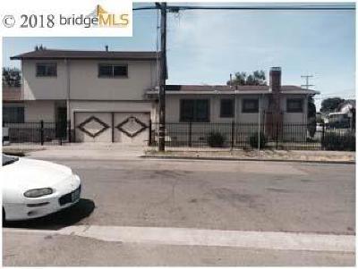 Oakland Multi Family Home New: 6111 Brann Street