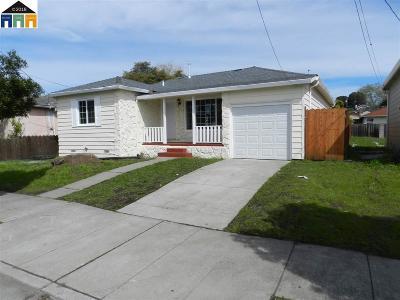 Richmond Single Family Home New: 1418 Carlson Blvd