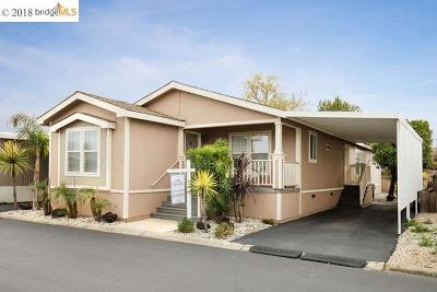 Brentwood Mobile Home For Sale: 4603 Balfour Road
