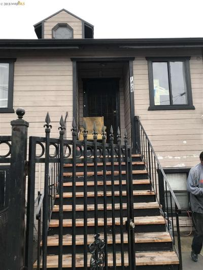 Oakland Multi Family Home New: 1428 89th Ave