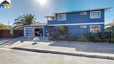 Albany, Berkeley, El Cerrito, El Sobrante, Hercules, Kensington, Pinole, Richmond, Rodeo, San Pablo Single Family Home New: 615 15th Street