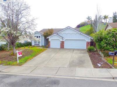 Antioch Single Family Home New: 3105 Kodiak St