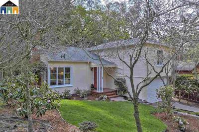 Oakland Single Family Home New: 6568 Sobrante Road