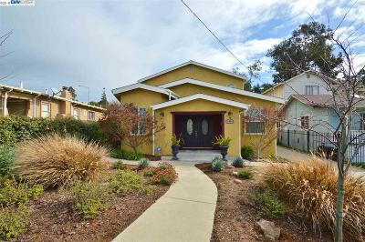 Oakland Single Family Home New: 9804 Lawlor St