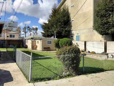 Oakland Single Family Home New: 1329 77th Ave
