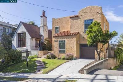 Oakland Single Family Home New: 3773 Harrison St.