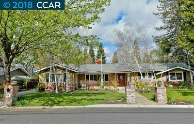 Danville CA Single Family Home New: $1,499,888