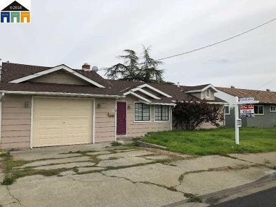 Contra Costa County Single Family Home New: 2017 Biglow Drive