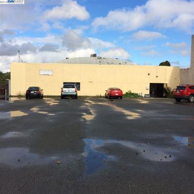 Richmond Commercial For Sale: 3563 San Pablo Dam Rd