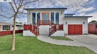 Mountain View Single Family Home For Sale: 823 Burgoyne St