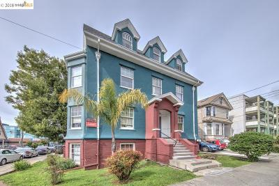 Berkeley Multi Family Home For Sale: 2135 Haste Street
