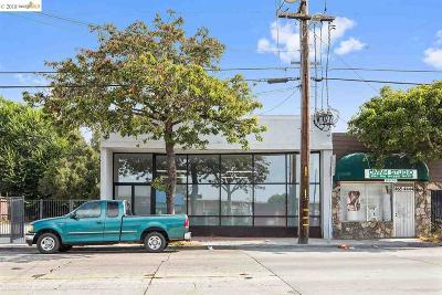 Oakland Commercial For Sale: 2968 Macarthur Blvd