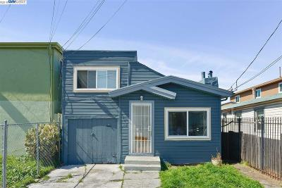 Oakland Single Family Home For Sale: 1005 72nd Avenue