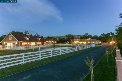 Danville Single Family Home For Sale: 5530 Johnston Rd