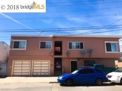 San Francisco Multi Family Home For Sale: 200 Peabody St