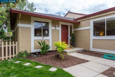Walnut Creek Condo/Townhouse For Sale: 694 La Corso Dr