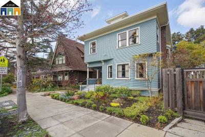 Oakland Single Family Home For Sale: 4191 Gilbert St