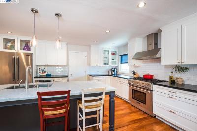Pleasanton Single Family Home For Sale: 1251 Vintner Way