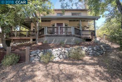 Diablo Single Family Home For Sale: 2480 Mt Diablo Scenic Blvd